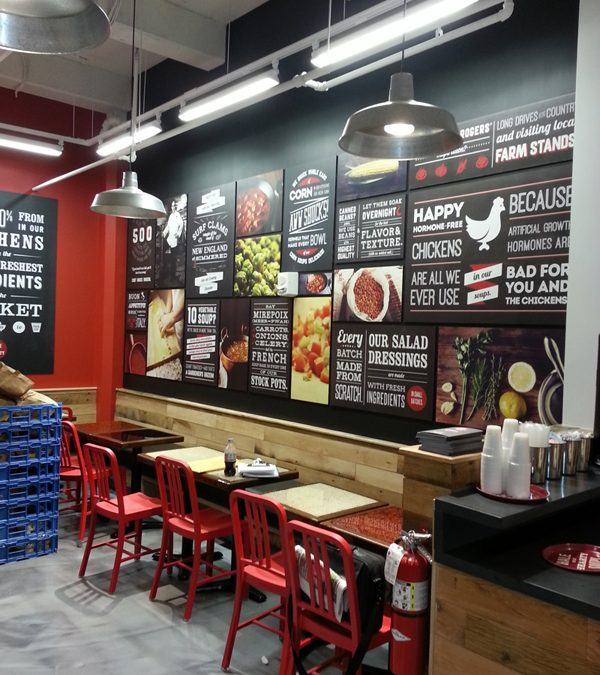 Hale and Hearty – New Shop Fit-up, Boston, MA