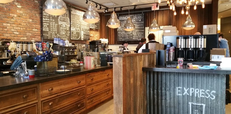 Caffe Nero – New Shop Fit-up, Boston, MA