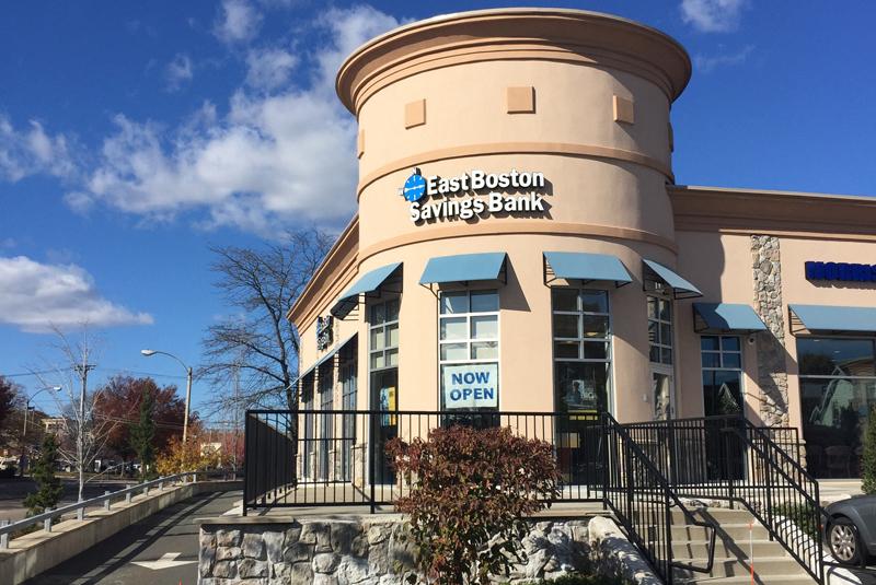 East Boston Savings Bank, Dorchester, MA