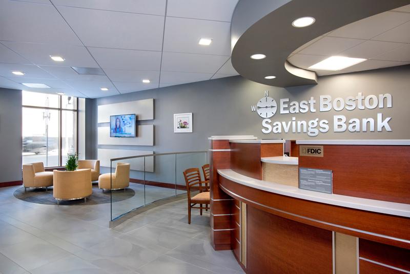 East Boston Savings Bank, 95 Kneeland Street, Boston, MA