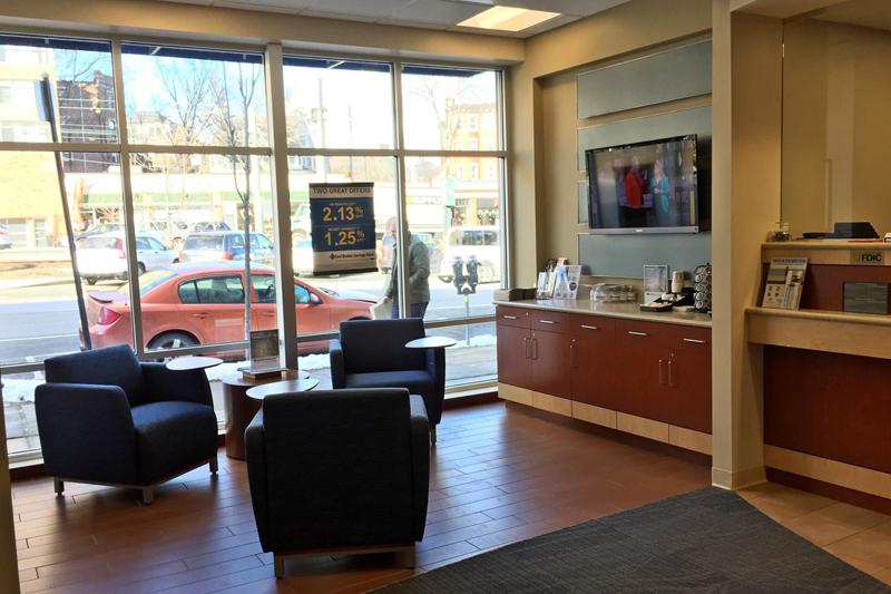 East Boston Savings Bank, 1441 Beacon St, Brookline, MA