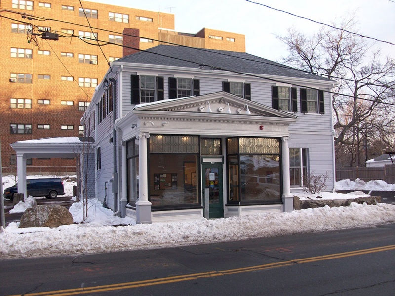Medical Area Federal Credit Union – Add/Ren , Dorchester, MA