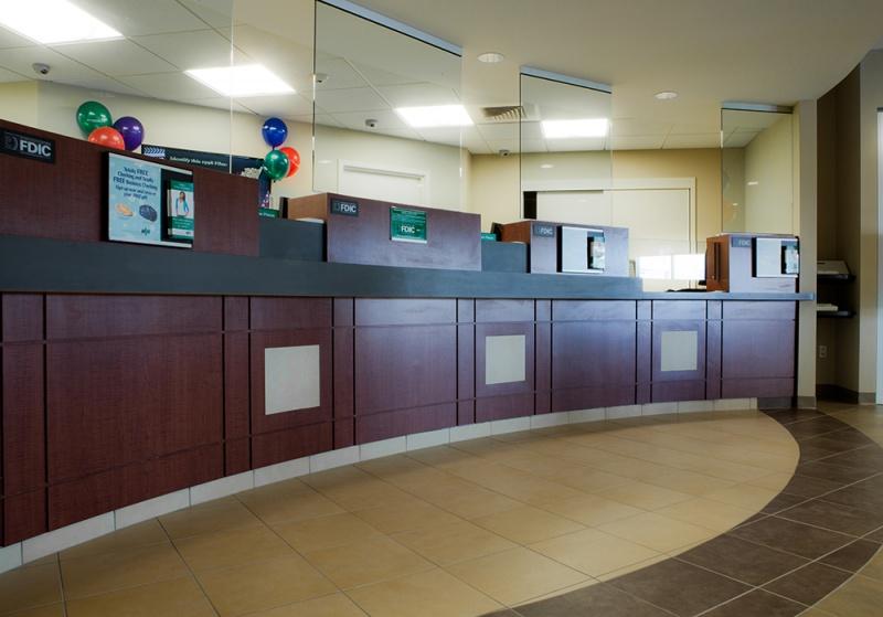 Mt. Washington Bank – Allston Branch Build-out, Allston, MA