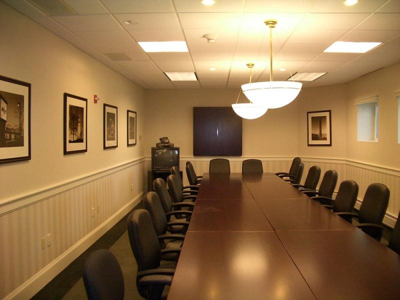 Mt Washington Bank Board Room Renovations, South Boston
