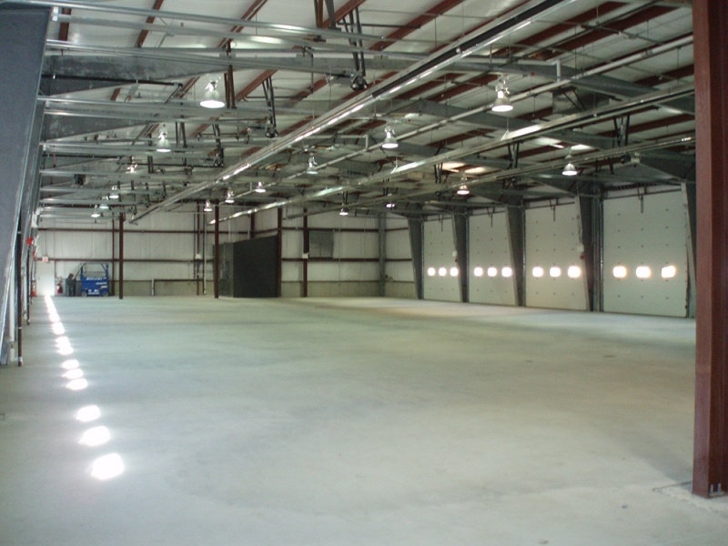 Brockton DPW – New Vehicle Storage Building, Brockton, MA