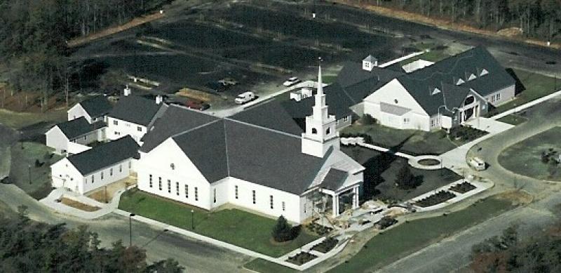 Christ the King – New Parish Center, Mashpee, MA