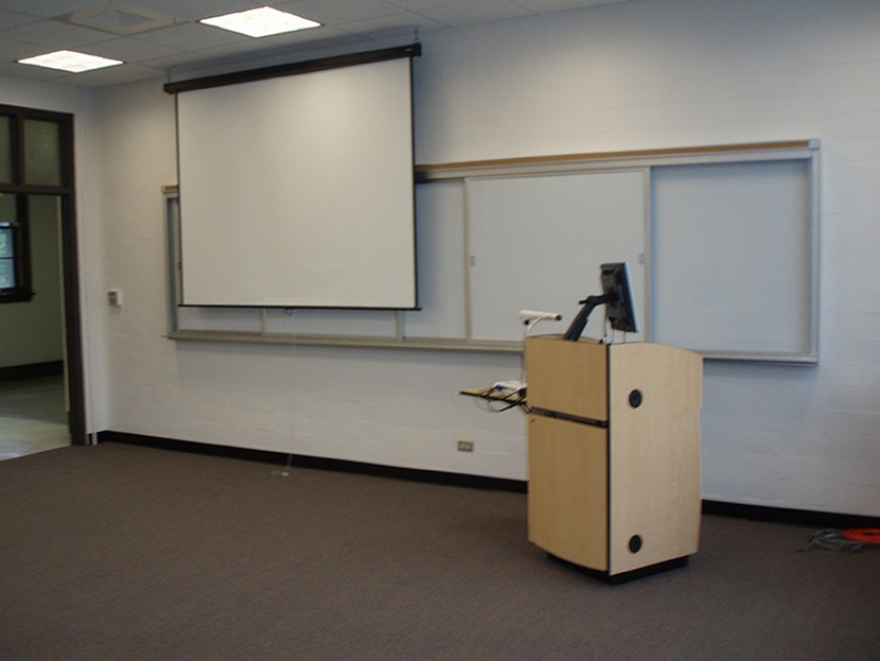 Stonehill College – Data Center and IT Dept. , Easton, MA