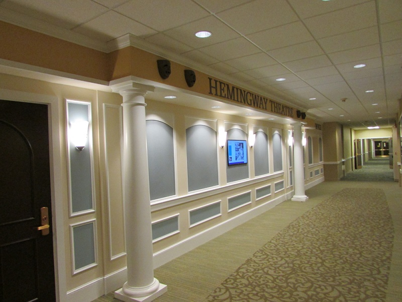 Stonehill College – Duffy Hall Phase II Renovation, Easton MA