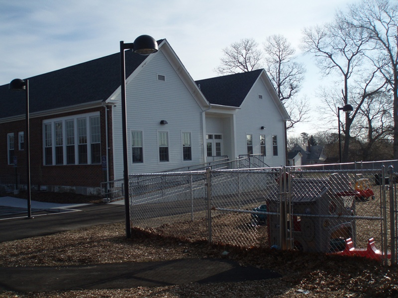 Oak Grove School-Renovation, Restoration and Addition