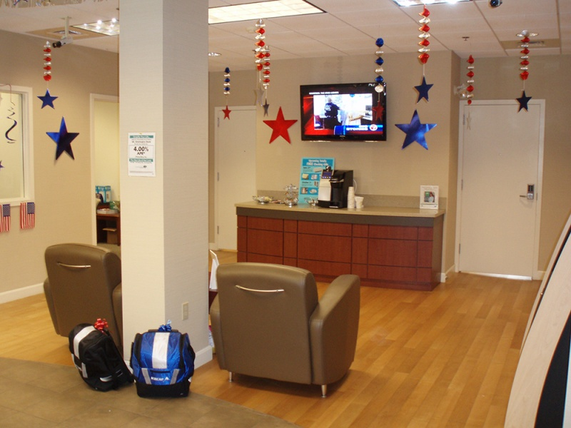 Mt Washington Bank Branch Office 708 EB Renovation, South Boston