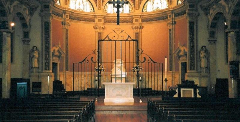 Sacred Heart Church – Liturgical Renovations, Newton, MA