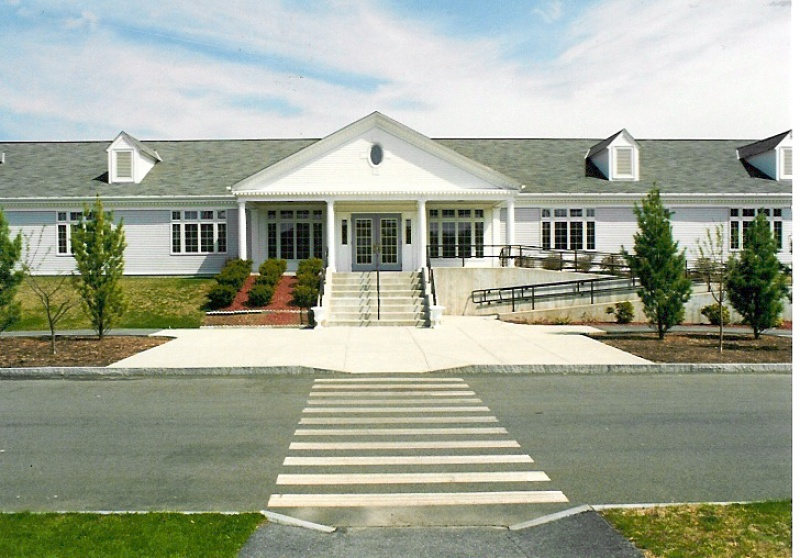 St. Ann Church – New Parish Center, Raynham, MA