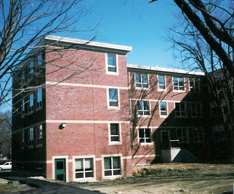 St. Joseph Middle School Add/Reno , Needham, MA