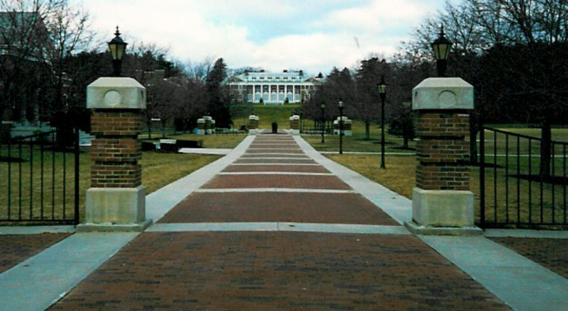 Stonehill College – Campus Mall Improvements, Easton, MA