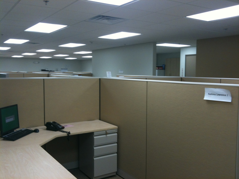 Catholic Charities – Brockton Office Build-out, Brockton, MA