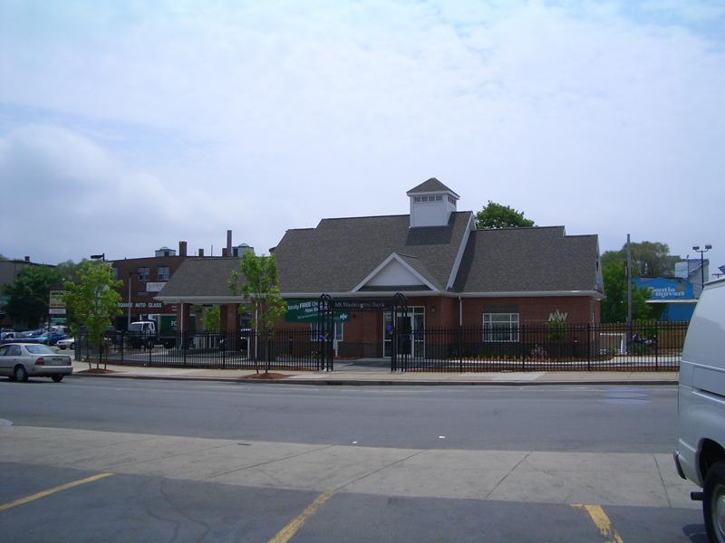 Mt. Washington Bank – Andrew Square Branch Construction, Boston, MA