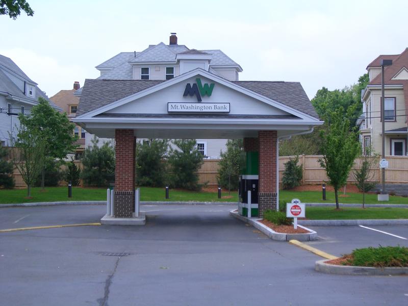 Mt. Washington Bank – Gallivan Blvd New Branch, Dorchester, MA