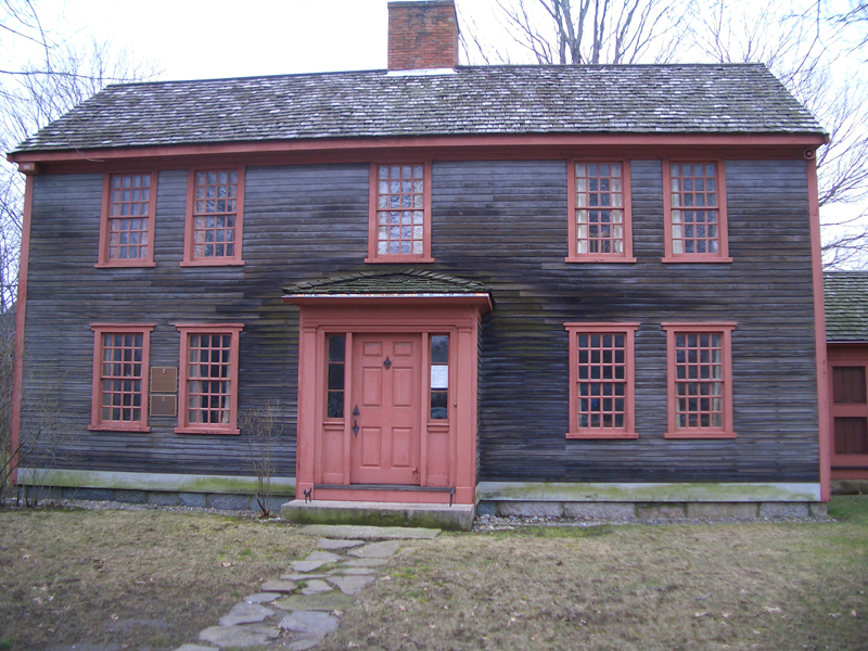 Thayer House – Restoration and Preservation, Braintree, MA