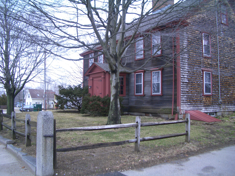French House – Restoration and Preservation, Braintree, MA