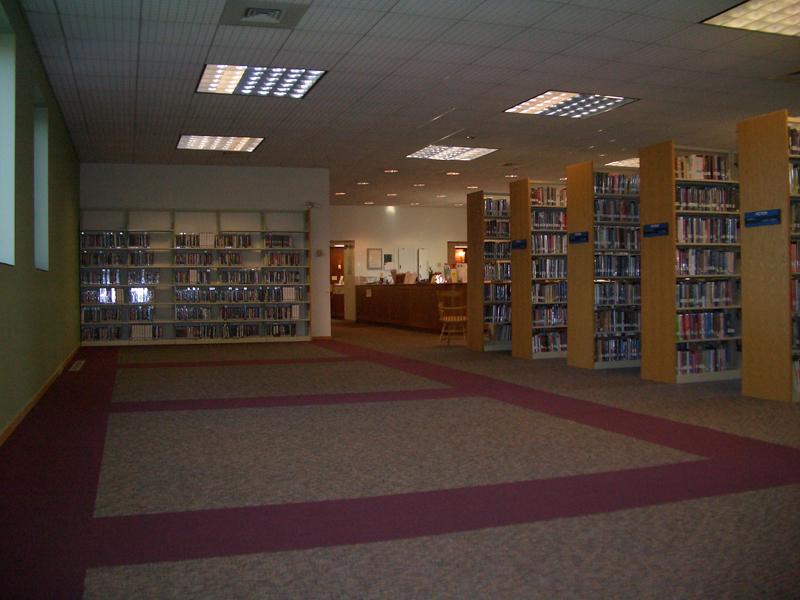 Franklin Library – Renovations, Franklin, MA