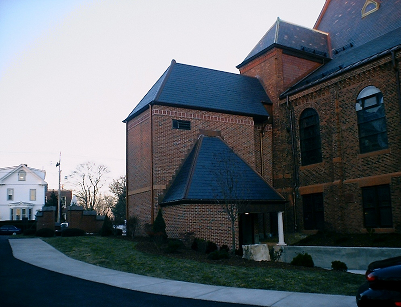 Holy Family Church – Additions And Renovations