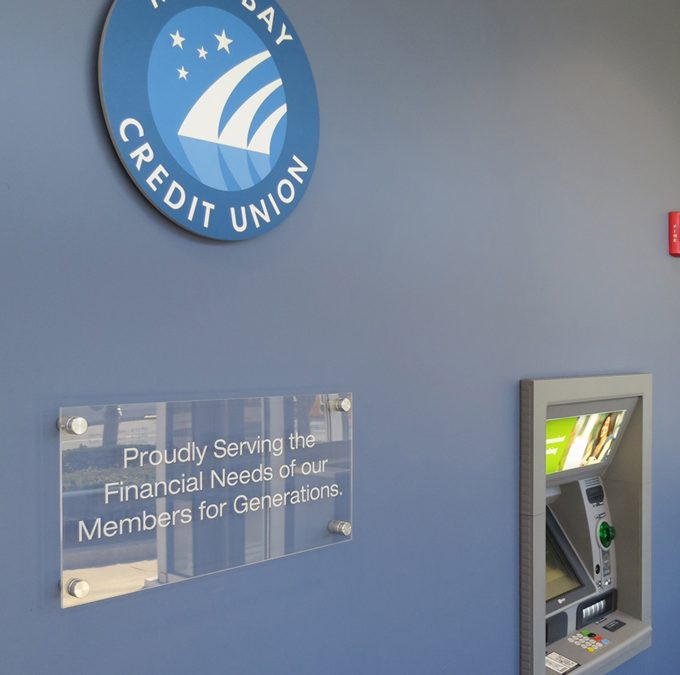 Mass Bay Credit Union Branch, Quincy, MA
