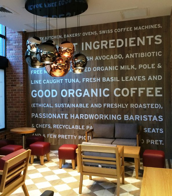 Pret A Manger – 1 State Street Shop Fit-up, Boston, MA