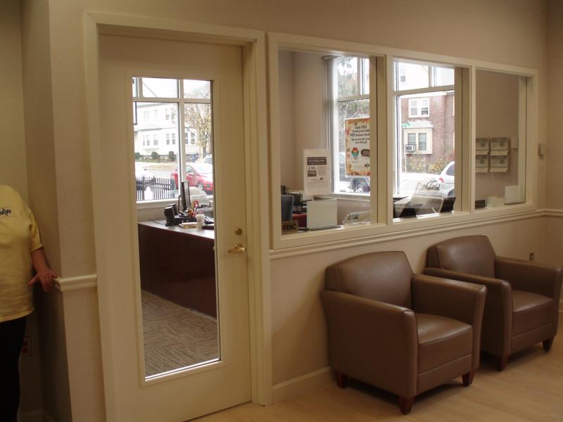 Mt. Washington Bank – Gallivan Blvd. Renovation, Dorchester, MA