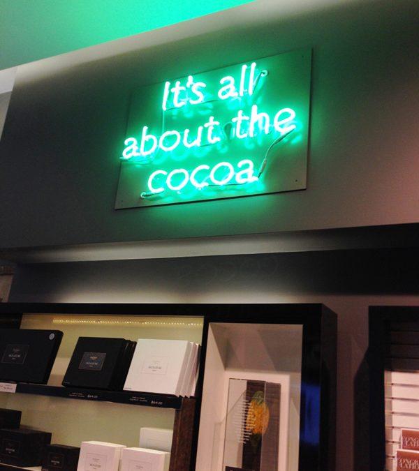 Hotel Chocolat Café – Newbury St. Renovations, Boston, MA