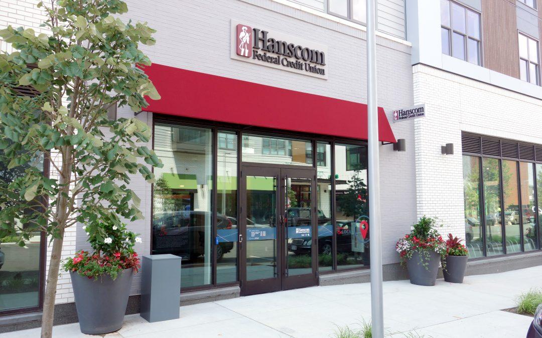 Hanscom Federal Credit Union – 8 District Ave, Dorcester MA