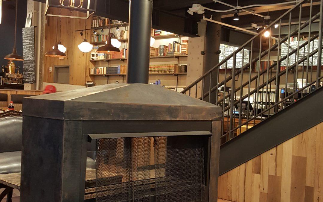 Caffe Nero – New Shop Fit-up – Millennium Tower