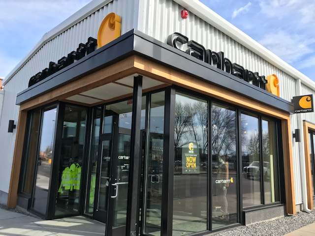 Carhartt Core and Shell Construction – Boston, MA