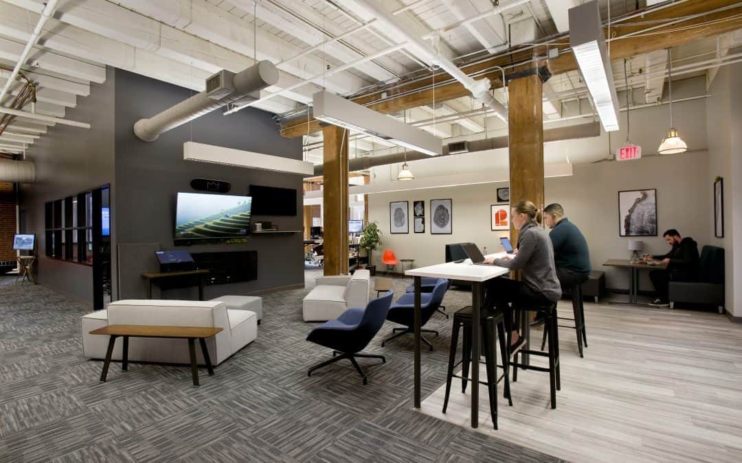 Robin Powered Offices – Farnsworth St, Boston MA