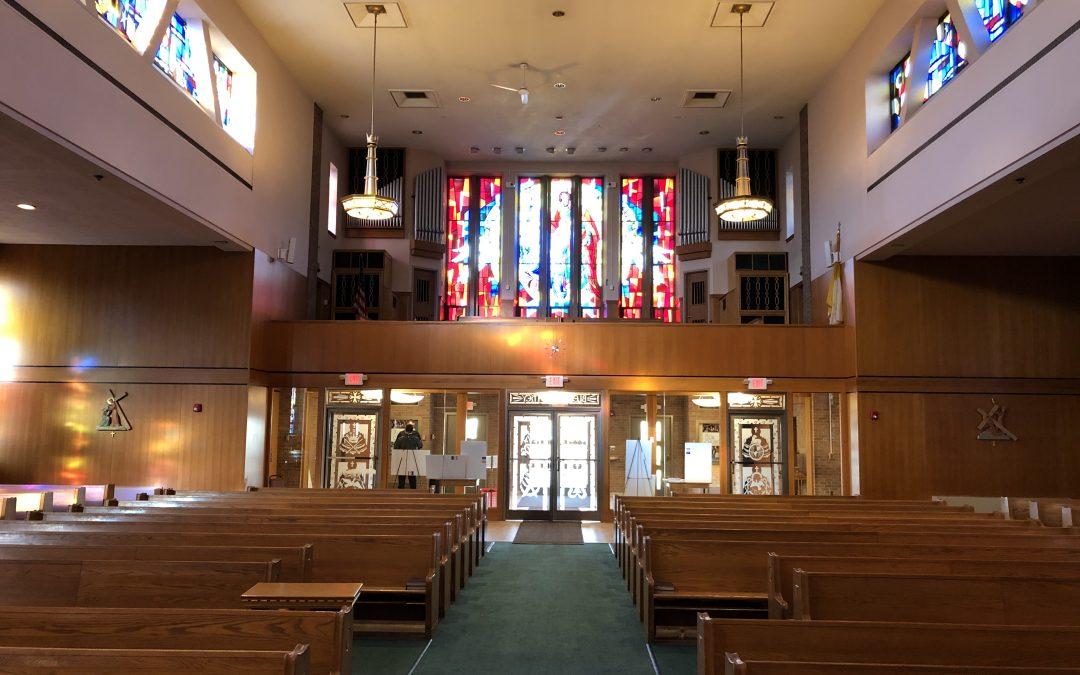 St Joseph Church Elevator – Needham, MA