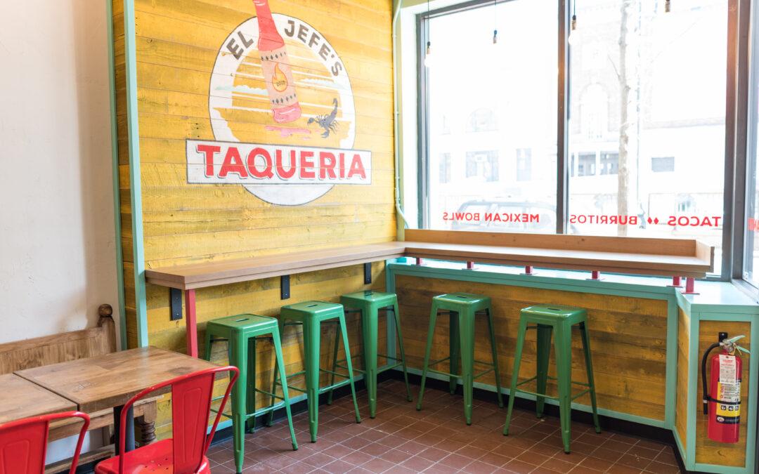 El Jefe's Taqueria – Boston, MA